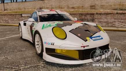 Porsche 911 (991) RSR pour GTA 4