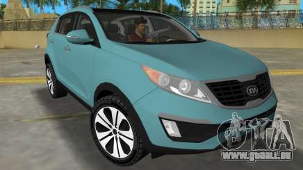 Kia Sportage für GTA Vice City