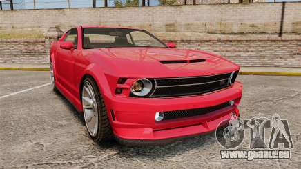 GTA V Vapid Dominator 450cui Supercharged für GTA 4