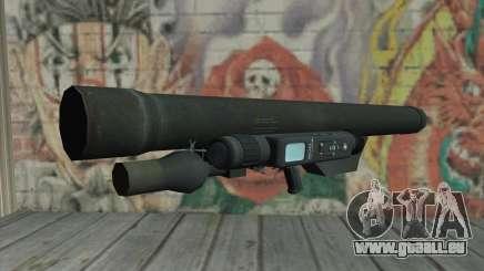 ATGM Launcher für GTA San Andreas