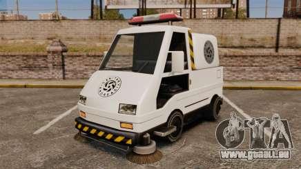 GTA SA Washer pour GTA 4