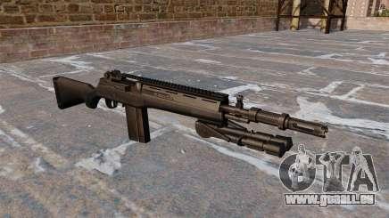 Le fusil semi-automatique M14 pour GTA 4