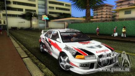 Mitsubishi Lancer Rally für GTA Vice City