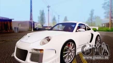 Porsche Carrera S pour GTA San Andreas