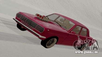 GAZ Volga 2410 Hot Road für GTA San Andreas