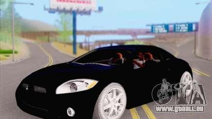 Mitsubishi Eclipse v4 für GTA San Andreas
