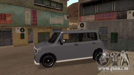 Suzuki Alto Lapin für GTA San Andreas