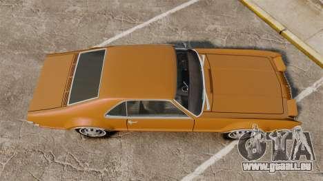 Oldsmobile Toronado 1966 für GTA 4 rechte Ansicht