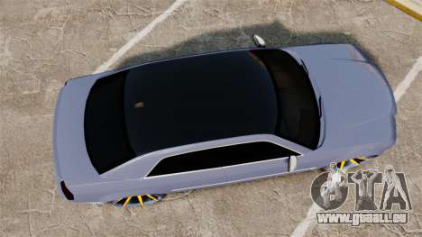 Chrysler 300C SRT8 für GTA 4 rechte Ansicht