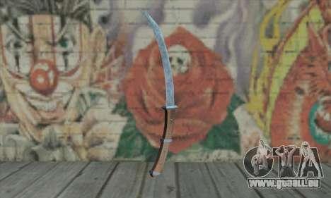 Dracula Md 1998 pour GTA San Andreas deuxième écran