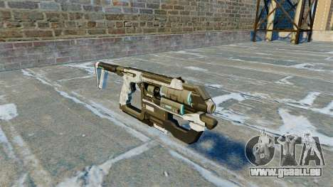 Submachine gun v K v 2.0 pour GTA 4