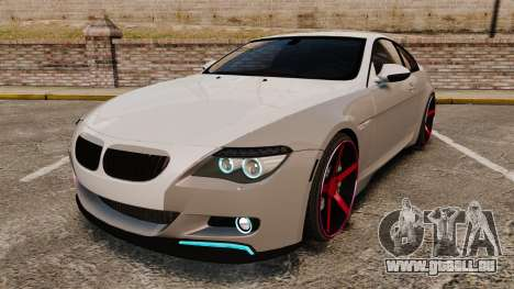 BMW M6 Vossen pour GTA 4