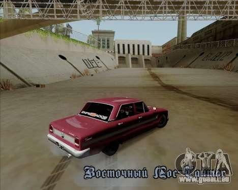 Ford Falcon Sprint 1972 pour GTA San Andreas vue arrière