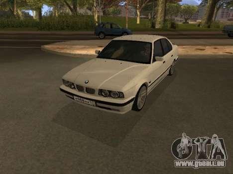 BMW 525 Smotra pour GTA San Andreas