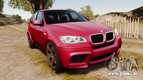 BMW X5M v2.0 pour GTA 4