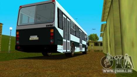 LIAZ-5256 pour GTA Vice City roue