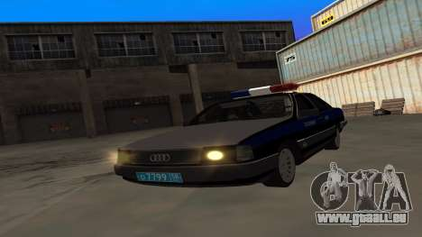 Audi 100 de la Police ОБЭП pour GTA San Andreas