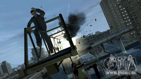 Les écrans de démarrage de GTA IV pour GTA 4 cinquième écran