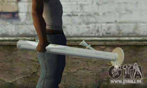 Dudka pour GTA San Andreas troisième écran