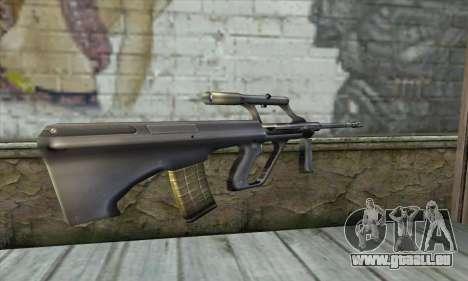 AOÛT из Counter Strike pour GTA San Andreas deuxième écran