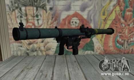 SMAW BF3 für GTA San Andreas