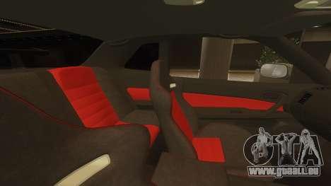 Nissan Skyline GTR-34 Nismo Z-Tune pour GTA 4 est une vue de l'intérieur