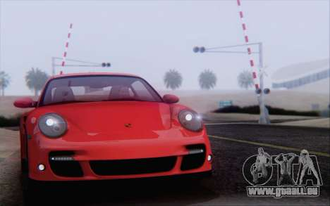 Porsche 911 Turbo pour GTA San Andreas