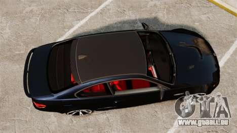 BMW M3 E92 AC Schnitzer ACS3-Sport v2.0 pour GTA 4 est un droit
