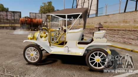 Ford Model T 1910 für GTA 4 linke Ansicht