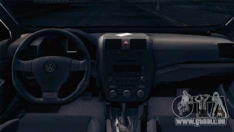 Volkswagen Bora GLI für GTA San Andreas rechten Ansicht