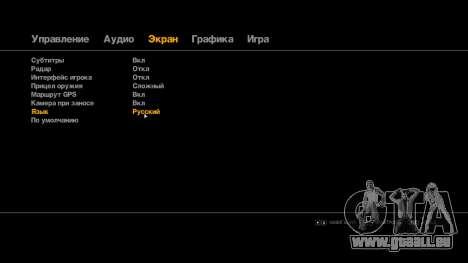 Crack pour GTA 4 à Vapeur pour GTA 4 dixièmes d'écran