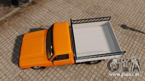 Anadol P2 500 v2 für GTA 4 rechte Ansicht