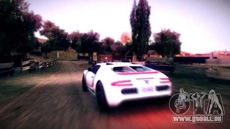 Adder von GTA V für GTA San Andreas rechten Ansicht