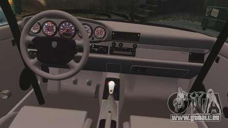Porsche 993 GT2 1996 v1.3 für GTA 4 Seitenansicht