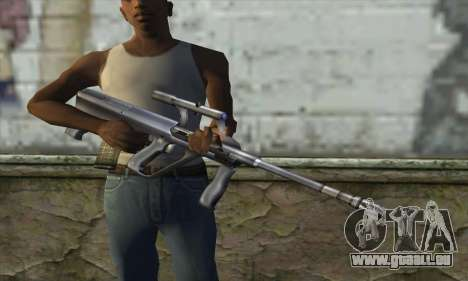 AUG из Counter Strike für GTA San Andreas dritten Screenshot