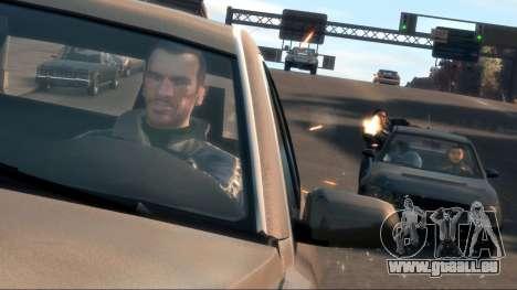 Les écrans de démarrage de GTA IV pour GTA 4 huitième écran