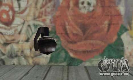 Grenade pour GTA San Andreas deuxième écran