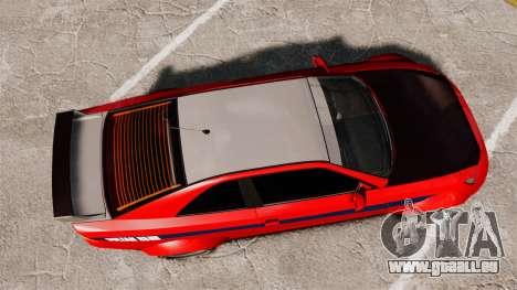 Sultan R-S für GTA 4 rechte Ansicht