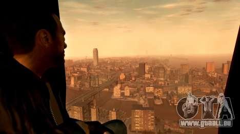 Les écrans de démarrage de GTA IV pour GTA 4 quatrième écran