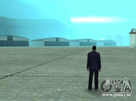 Nouveau Andre pour GTA San Andreas deuxième écran