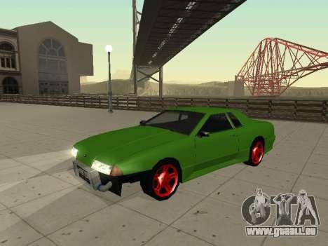 Elegy by X3noNon pour GTA San Andreas laissé vue
