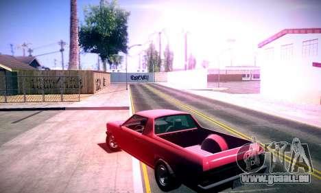 GTA V Picador für GTA San Andreas linke Ansicht