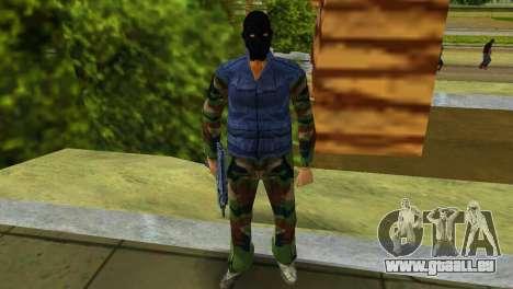ReSkin Räuber für GTA Vice City zweiten Screenshot