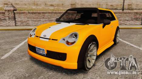 GTA V Weeny Issi pour GTA 4