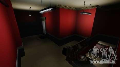 Appartement rénové dans l'Alderney city pour GTA 4 troisième écran