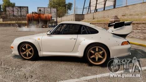 Porsche 993 GT2 1996 v1.3 für GTA 4 linke Ansicht