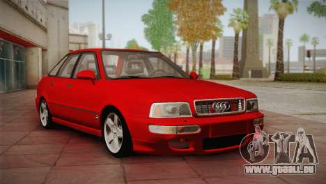 Audi 80 B4 RS2 pour GTA San Andreas