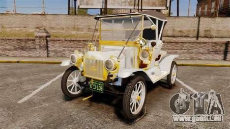 Ford Model T 1910 pour GTA 4