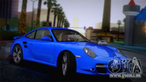 Porsche 911 Turbo Bi-Color für GTA San Andreas linke Ansicht