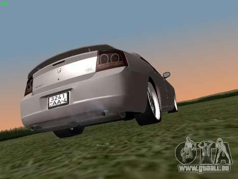 Dodge Charger RT 2008 für GTA San Andreas linke Ansicht